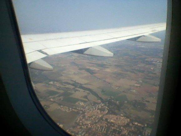 Bologna Airplane 1.9.2015