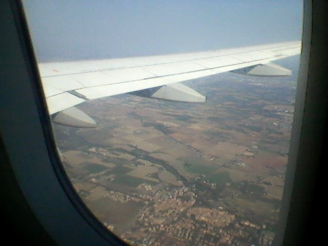Bologna Airplane 1.9.2015