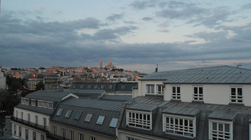 Paris - Hannah - September 2015