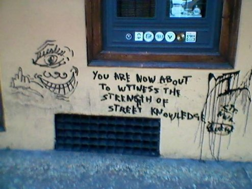 Bologna Street Knowlege