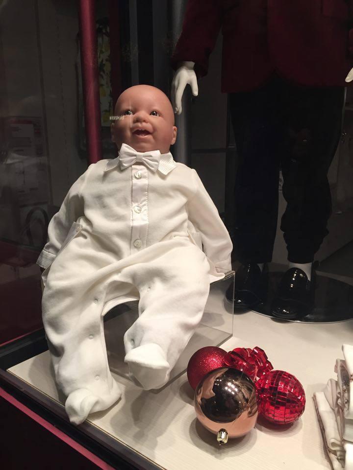 Das creepy richbitch Baby