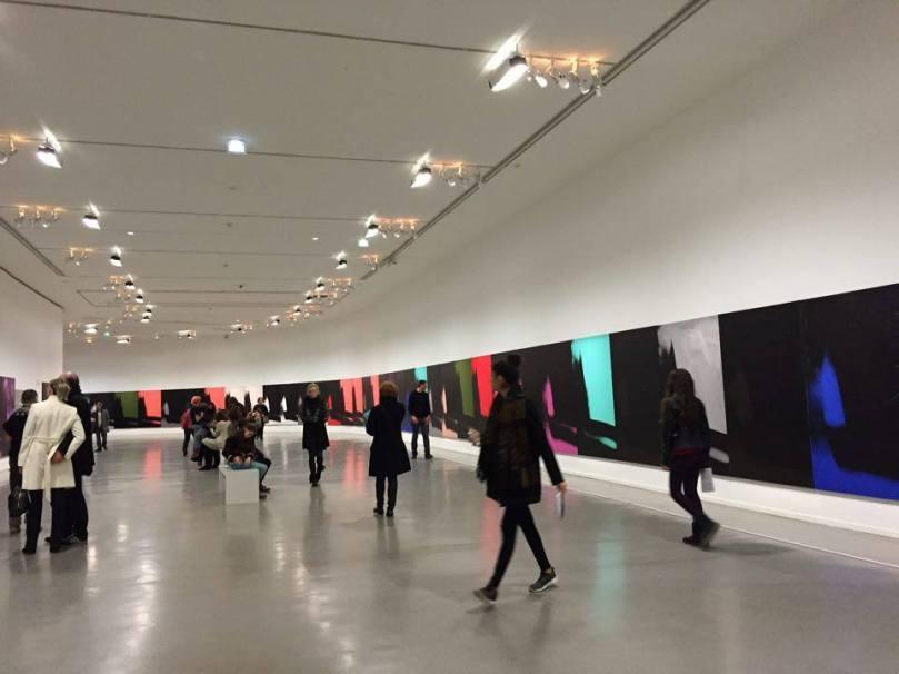 Moderne Kunst Paris Haarknödel