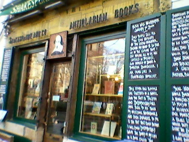Shakespeare and Company 1