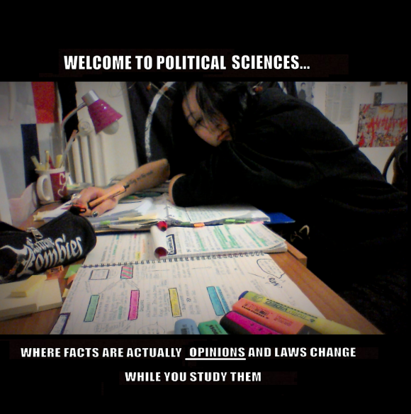 Welcome to Political Sciences...