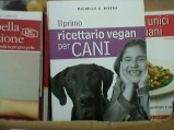 Vegan has gone too far: Vegan cookbook for dogs.