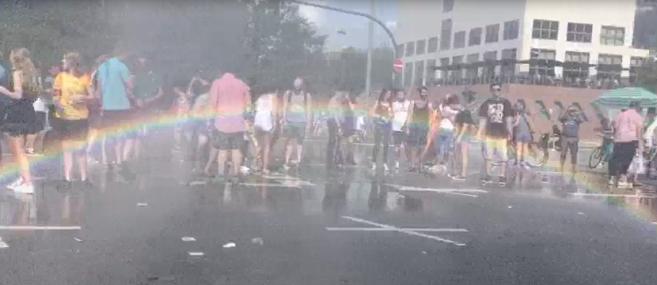Regenbogenparade2018